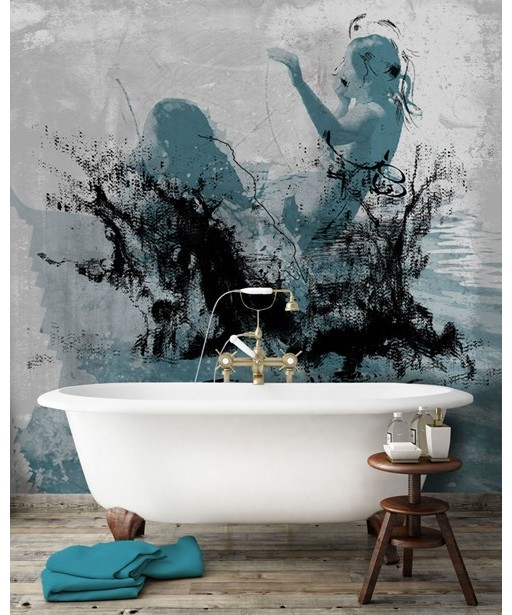 Tapeta Mural Kąpiel
