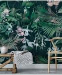 tropikalne kwiaty