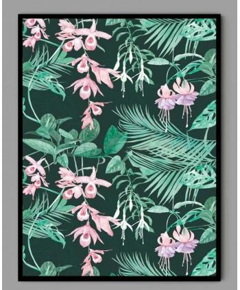 Plakat A3 orchidea