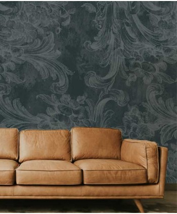Wallpaper with classic,...